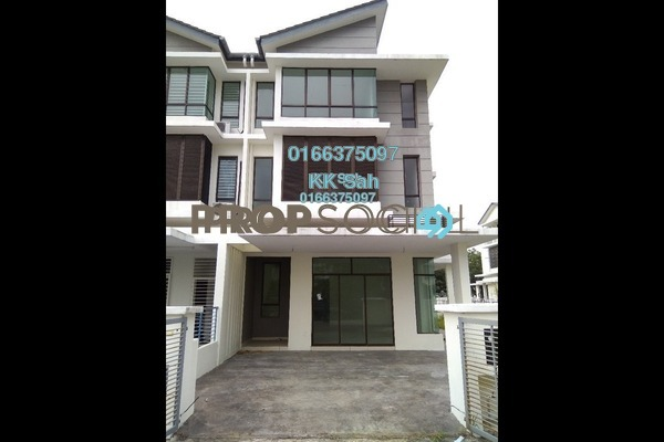 For Sale Superlink at Taman Putra Impiana, Puchong Freehold Unfurnished 5R/5B 1.18m
