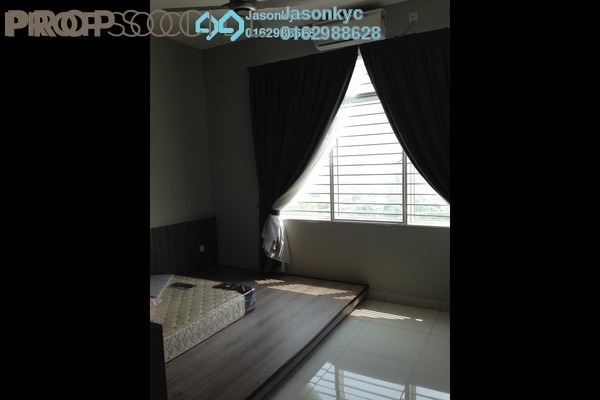 For Rent Serviced Residence at Vue Residences, Titiwangsa Freehold Fully Furnished 0R/1B 1.6k