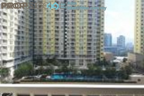For Sale Condominium at Platinum Lake PV13, Setapak Freehold Fully Furnished 3R/2B 599k