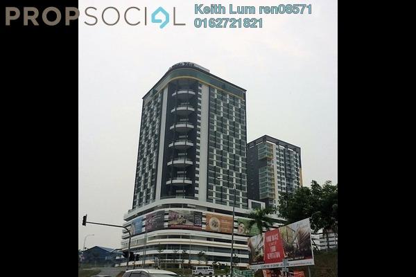 For Sale Condominium at Zeva, Bandar Putra Permai Freehold Semi Furnished 1R/1B 295k