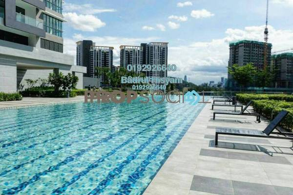 For Rent Condominium at Infiniti3 Residences, Wangsa Maju Freehold Unfurnished 3R/2B 2.4k