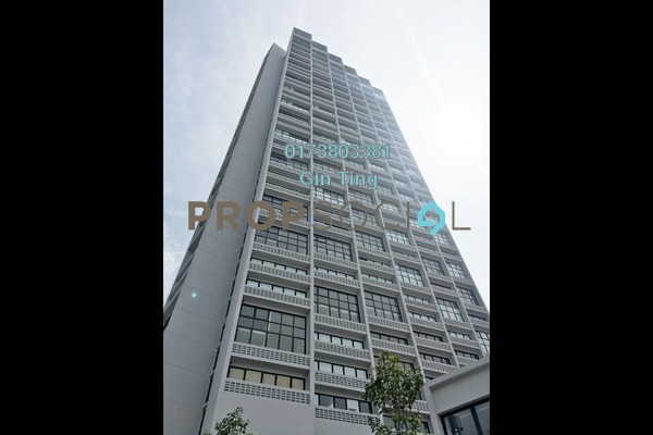 For Rent Office at The Hub, Petaling Jaya Freehold Semi Furnished 2R/2B 3.9k