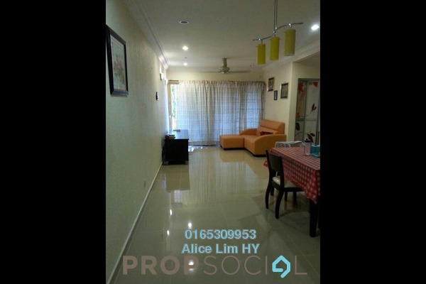 For Rent Condominium at Springfield, Sungai Ara Freehold Fully Furnished 3R/2B 1.2k
