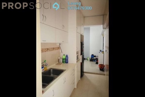 For Sale Condominium at Kepong Central Condominium, Kepong Freehold Fully Furnished 3R/2B 308k