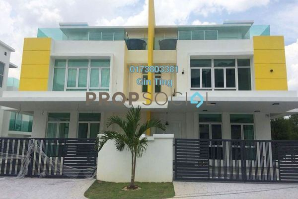 For Sale Semi-Detached at Duta Kinrara, Bandar Kinrara Freehold Semi Furnished 4R/7B 3.2m