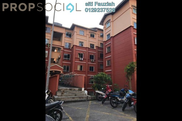 For Sale Apartment at Bandar Puncak Alam, Kuala Selangor Freehold Unfurnished 3R/2B 190k