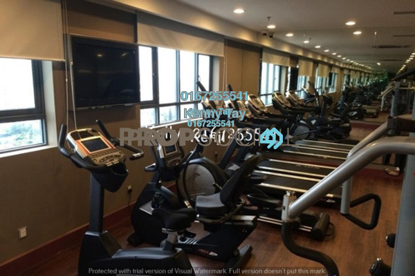 For Sale Condominium at Centrestage, Petaling Jaya Freehold Semi Furnished 2R/2B 488k