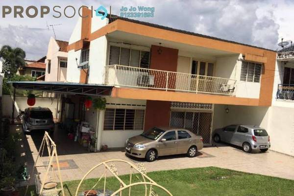 For Sale Semi-Detached at SS3, Kelana Jaya Freehold Semi Furnished 4R/3B 1.75m