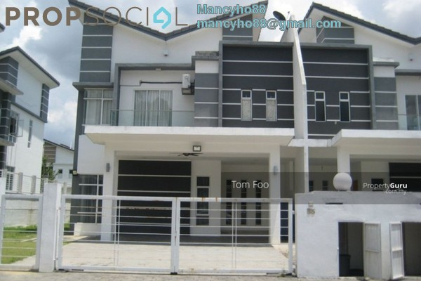 For Sale Semi-Detached at Greenhill Residence, Shah Alam Freehold Unfurnished 5R/5B 1.25m