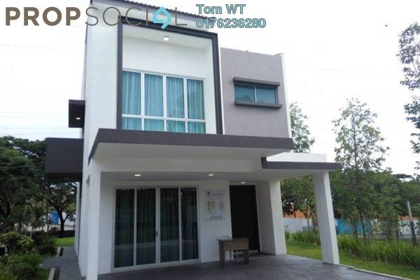 For Sale Terrace at Kajang 2, Kajang Freehold Unfurnished 4R/3B 745k
