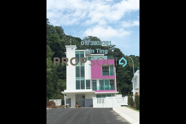 For Sale Bungalow at Duta Kinrara, Bandar Kinrara Freehold Semi Furnished 6R/9B 5.5m