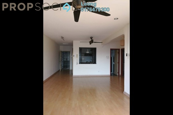 For Rent Condominium at Sri Putramas I, Dutamas Freehold Semi Furnished 3R/2B 1.5k