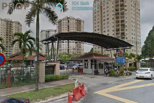 For Rent Condominium at Menara Menjalara, Bandar Menjalara Freehold Fully Furnished 3R/2B 1.6k