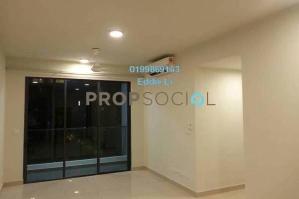 For Rent Condominium at LakePark Residence @ KL North, Selayang Freehold Semi Furnished 3R/2B 1.5k