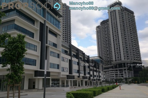 For Rent Condominium at The Link 2 Residences, Bukit Jalil Freehold Fully Furnished 3R/2B 2.7k