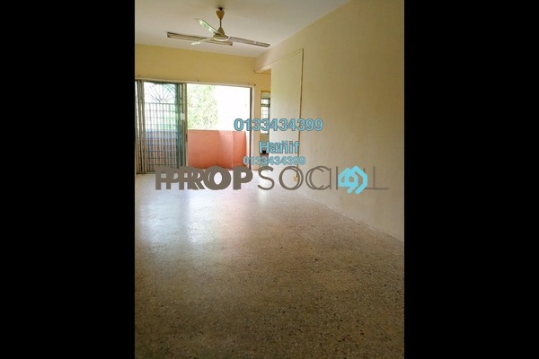 For Sale Apartment at Sri Raya Apartment, Ukay Freehold Unfurnished 3R/2B 250k
