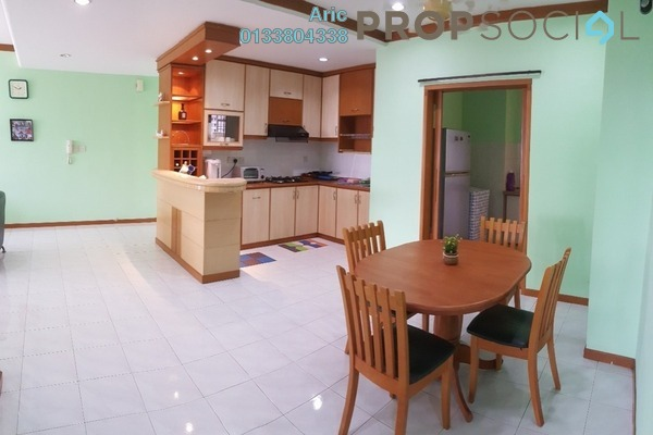 For Rent Condominium at Grand View, Tanjung Tokong Freehold Fully Furnished 3R/2B 1.7k