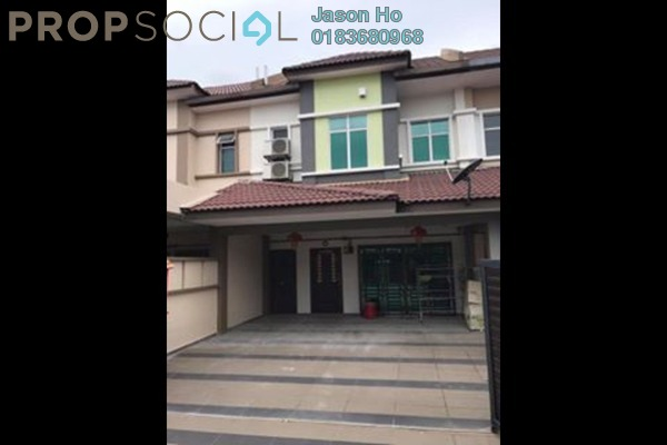 For Sale Terrace at Bandar Puteri Klang, Klang Freehold Semi Furnished 4R/4B 820k