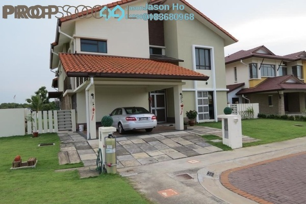 For Sale Bungalow at Glenmarie Cove, Port Klang Freehold Semi Furnished 5R/6B 3.3m