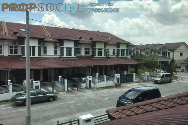 For Sale Terrace at Bandar Puteri Klang, Klang Freehold Unfurnished 4R/4B 680k