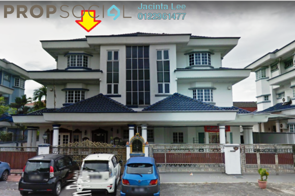 For Sale Semi-Detached at Taman Eng Ann, Klang Freehold Semi Furnished 6R/6B 850k