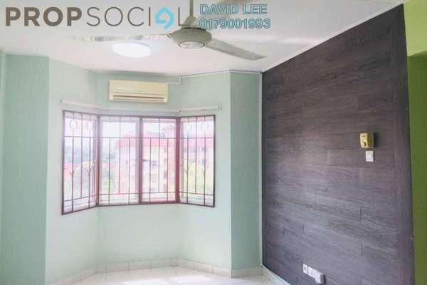 For Rent Apartment at Carmila Apartment, Kota Damansara Freehold Semi Furnished 3R/2B 1.2k