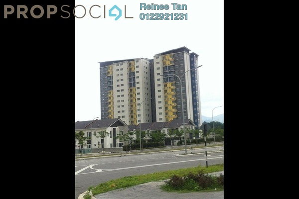 For Sale Apartment at Tiara South, Semenyih Freehold Semi Furnished 3R/2B 300k