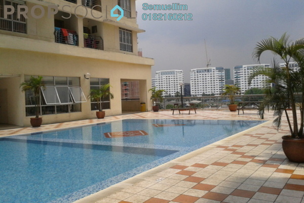 For Rent Condominium at Warisan Cityview, Cheras Freehold Fully Furnished 3R/2B 1.9k