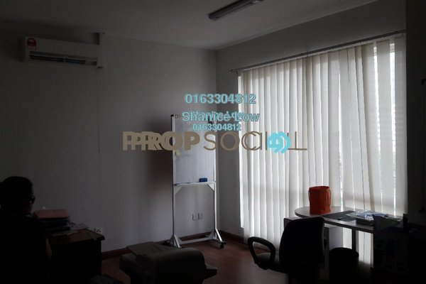 For Sale SoHo/Studio at Cova Square, Kota Damansara Freehold Semi Furnished 2R/2B 370k