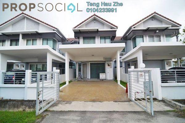 For Sale Terrace at Avira, Bandar Bukit Raja Freehold Unfurnished 5R/5B 980k