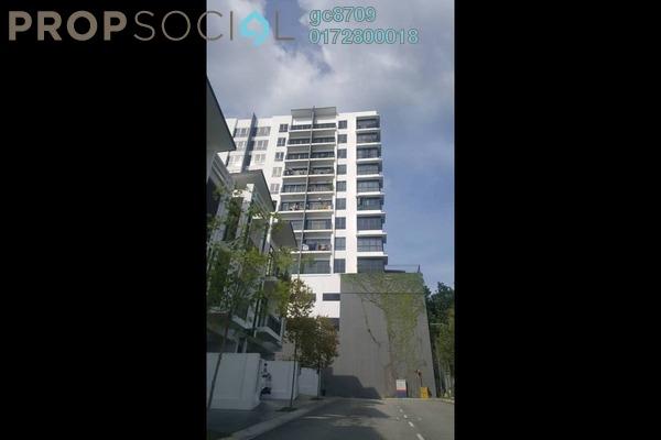For Rent Condominium at 16 Quartz, Melawati Freehold Semi Furnished 4R/4B 2.3k