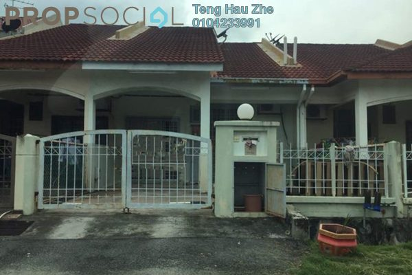 For Sale Terrace at Cogan, Bandar Bukit Raja Freehold Unfurnished 3R/2B 380k