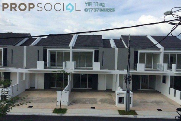 For Rent Terrace at Country Villas Resort, Melaka Freehold Unfurnished 4R/4B 1.2k