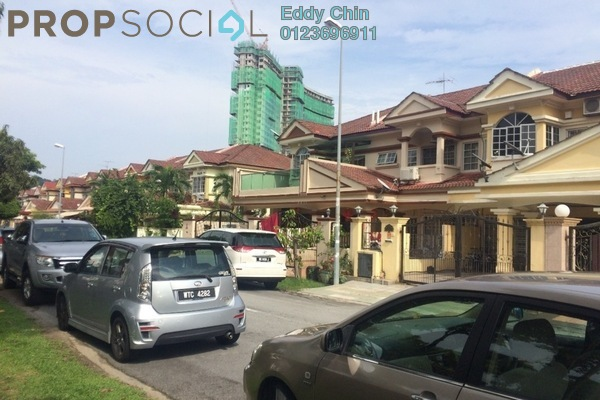 For Rent Terrace at Puteri 7, Bandar Puteri Puchong Freehold Semi Furnished 4R/3B 1.7k