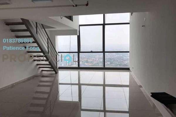 For Sale Condominium at Pinnacle, Petaling Jaya Freehold Unfurnished 1R/2B 780k