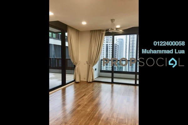 For Sale Serviced Residence at Arcoris, Mont Kiara Freehold Semi Furnished 2R/2B 1.65m