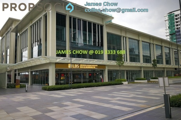For Rent Shop at Pavilion @ Bukit Jalil City, Bukit Jalil Freehold Unfurnished 0R/0B 6k