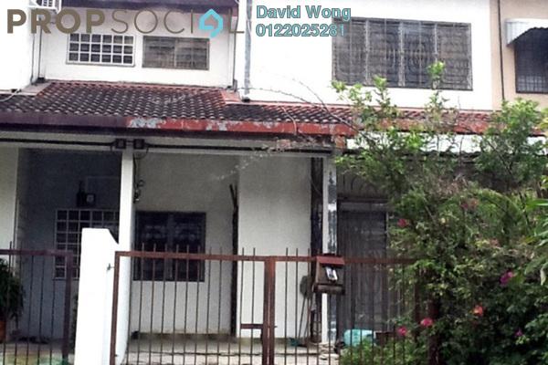 For Sale Terrace at Taman Asa Jaya, Kajang Freehold Unfurnished 4R/3B 480k