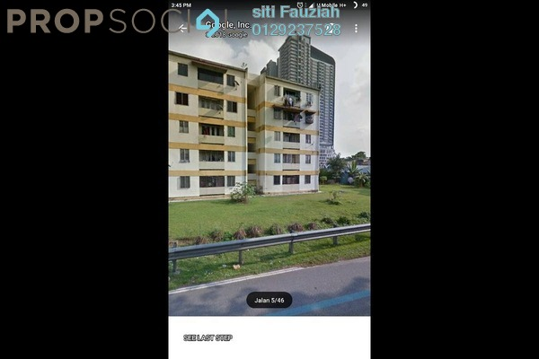 For Sale Apartment at Gasing Indah, Gasing Heights Leasehold Unfurnished 3R/1B 195k