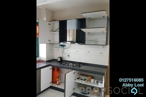 For Sale Condominium at Straits View Condominium, Bandar Baru Permas Jaya Leasehold Fully Furnished 3R/3B 568.0千