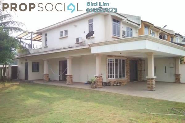 For Sale Terrace at Taman Puncak Jalil, Bandar Putra Permai Freehold Unfurnished 4R/3B 876k
