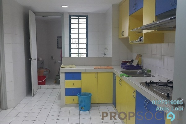 For Sale Condominium at Straits View Condominium, Bandar Baru Permas Jaya Freehold Fully Furnished 3R/3B 480.0千
