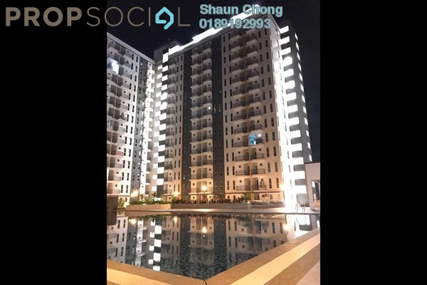 For Rent Condominium at Ascotte Boulevard, Semenyih Freehold Semi Furnished 3R/2B 850translationmissing:en.pricing.unit