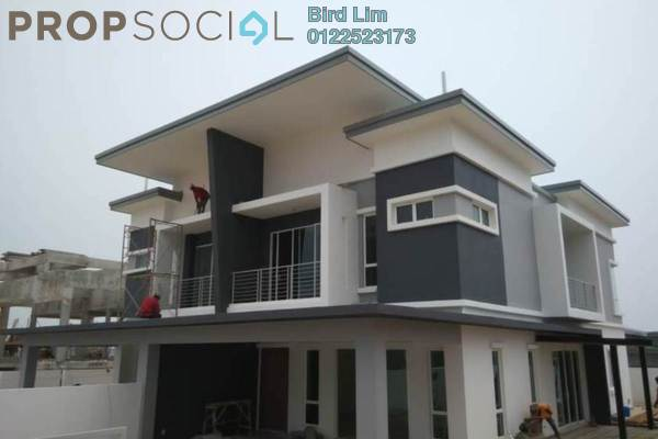 For Sale Semi-Detached at Ridgeview Residences, Kajang Freehold Unfurnished 5R/3B 1.2m