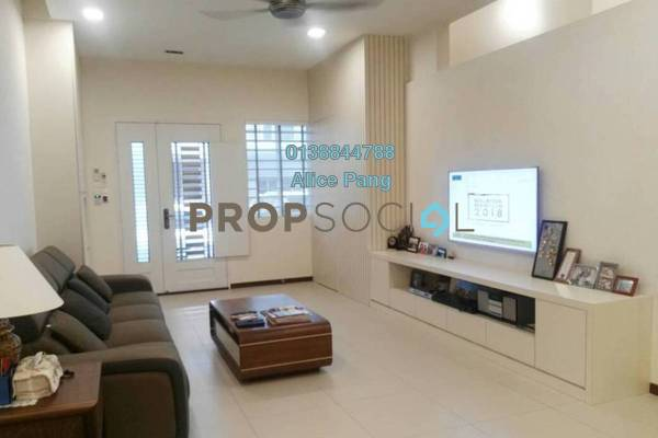 For Sale Terrace at Casa Permai 2, Tanjung Bungah Freehold Fully Furnished 6R/5B 1.6m