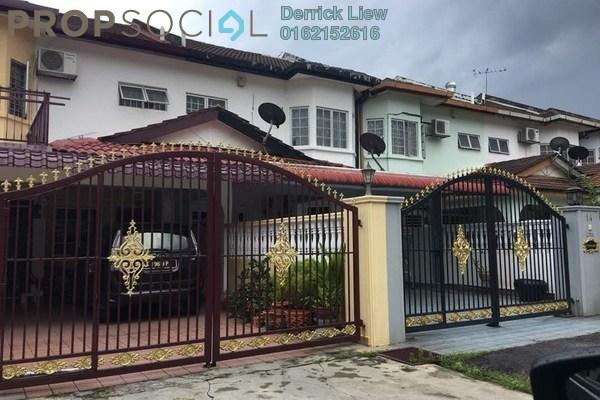 For Rent Terrace at Taman Bukit Ria, Kajang Freehold Unfurnished 4R/3B 1k
