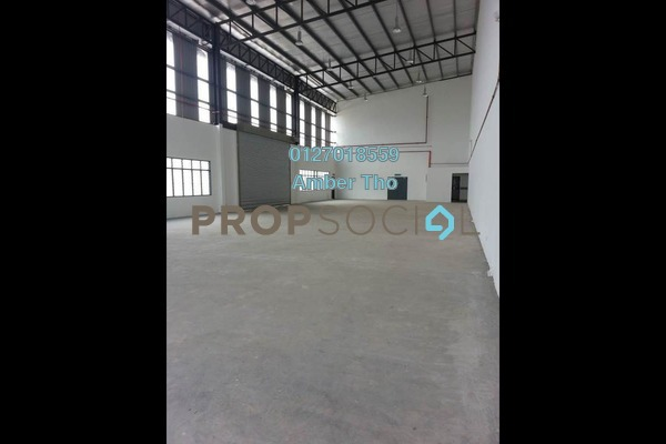 For Sale Factory at Bukit Angkat, Kajang Freehold Unfurnished 3R/6B 4.9m
