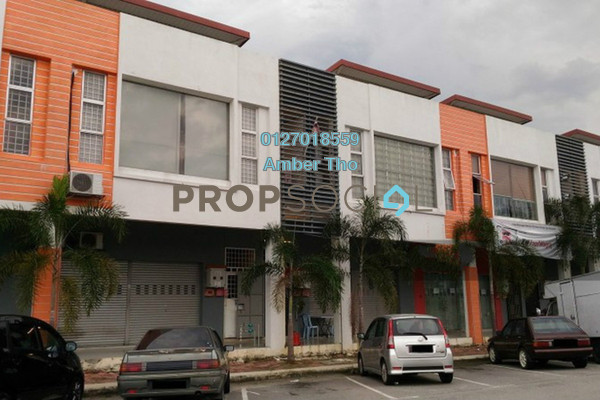 For Sale Shop at Kota Warisan, Sepang Freehold Unfurnished 4R/3B 1.5m