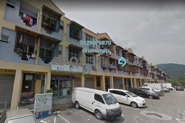 For Rent Apartment at Taman Orkid, Batu 9 Cheras Freehold Unfurnished 3R/2B 800translationmissing:en.pricing.unit