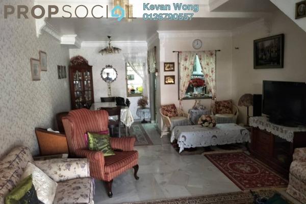 For Sale Terrace at Taman Sri Gombak, Batu Caves Freehold Semi Furnished 3R/2B 460k